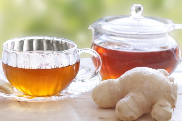 生姜紅茶ダイエットのやり方は1日6杯が目安、「水太り」の人におすすめ